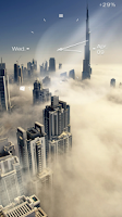 Screenshot of Skyscraper Live Locker Theme