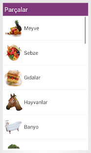 App Learn Turkish APK for Kindle