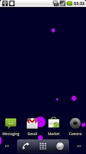Bouncy Balls Live Wallpaper - screenshot