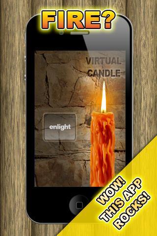 玩免費娛樂APP|下載虚拟蜡烛 app不用錢|硬是要APP