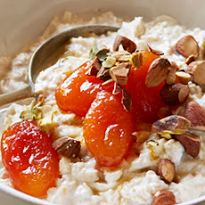 Bircher Muesli with Apple, Apricots & Almonds