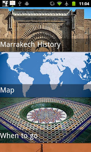 Marrakech Offline Travel Guide