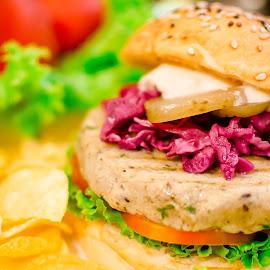 by Siyath Ranathunge - Food & Drink Meats & Cheeses