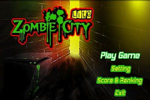 Screenshot of Zombie City(Lite)