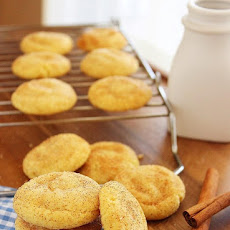 Super Soft Cake Mix Snickerdoodles