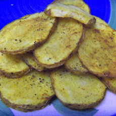 Bengali-Style Oven-Fried Potatoes