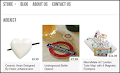 Multiple E-commerce Websites for Giftware