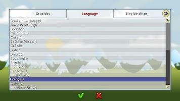 Screenshot of Warmux