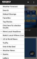 Screenshot of ClickOnDetroit WDIV Local 4