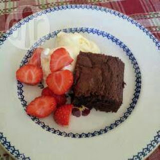 Michelle's Quick And Easy Brownies