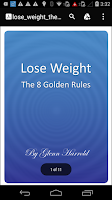 Screenshot of Lose Weight Now- Glenn Harrold