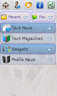 World Tech News : Technology - screenshot