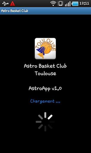 AstroApp - Astro Basket Club