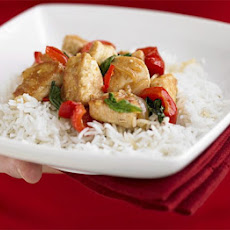Chicken Stir-fry In 4 Easy Steps