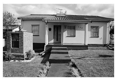 The Biko Home, Ginsberg Township; King William's Town, South Africa