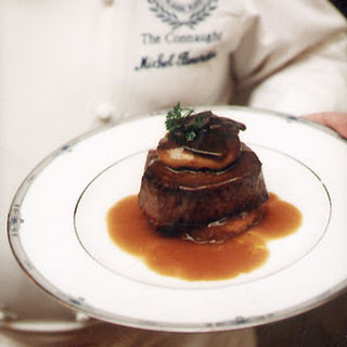 Beef Filets with Foie Gras and Truffles