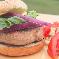 Pan-Seared Turkey Burgers