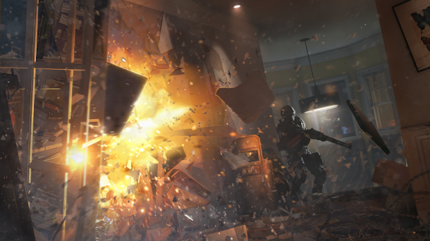 Finally, a new Rainbow Six game is revealed, Rainbow Six: Siege