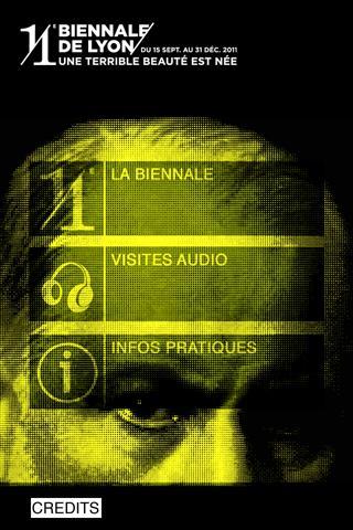 Biennale de Lyon 2011