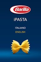 Screenshot of iPasta Barilla