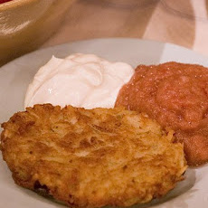 Sharon's Potato Latkes