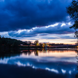 Reflection by Tim Morris - Landscapes Sunsets & Sunrises ( p morris photography, trenton, frankford, quinte west, glen miller,  )