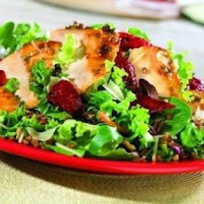 Strawberry Chicken Curry Salad