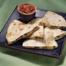 Mushroom and Jack Cheese Quesadillas