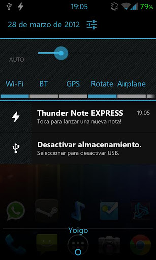 ThunderNote