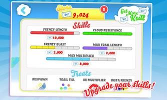 Screenshot of Whale Trail Frenzy