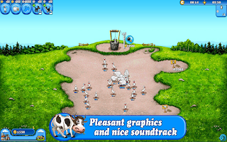 Screenshot of Farm Frenzy Free