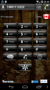 Free Total Recall Free phone number APK for Windows 8