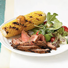 Blackened Grilled Flank Steak