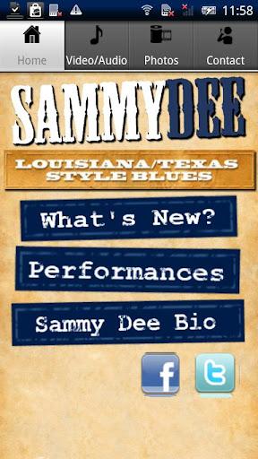 Sammy Dee Morton