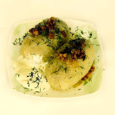 Lithuanian 'Zeppelin' Dumplings