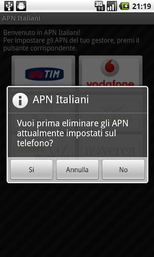 【免費工具App】APN Italy-APP點子