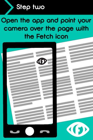 【免費娛樂App】Fetch Reader-APP點子