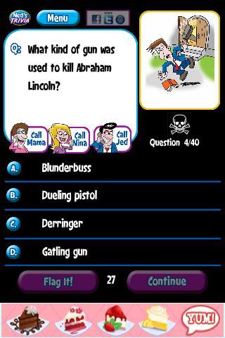 玩解謎App|Ned's General Trivia免費|APP試玩