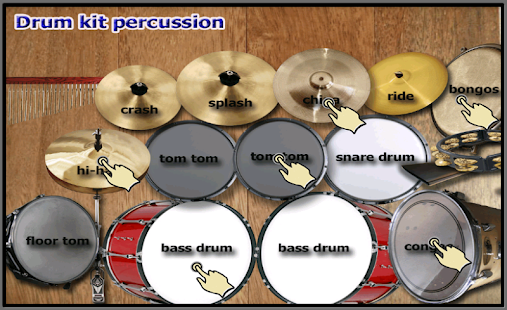 Drum Set Plus- screenshot