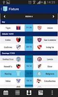 Screenshot of Futbol Argentino by CentroGol