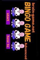 Screenshot of Bingo Game Basic