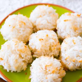 No Bake Coconut Macaroons Recipes