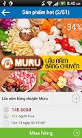 Screenshot of MuaChung