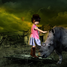 utjil by Nuki Irawan Adi Saputro - Digital Art People