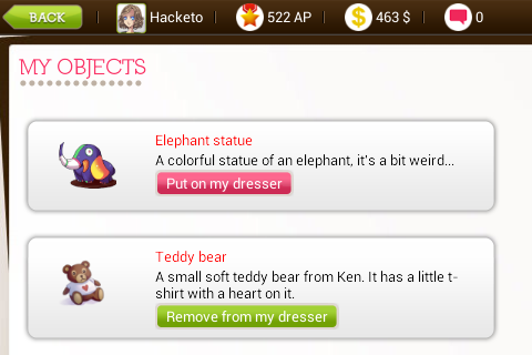 My Candy Love - screenshot