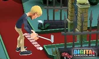 Screenshot of 3D Mini Golf Challenge