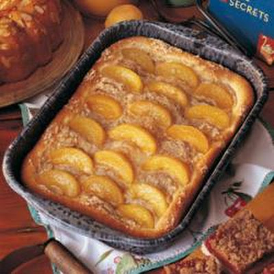 Old-Fashioned German Coffee Cake