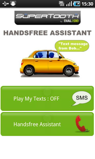 SuperTooth HandsFree Assistant