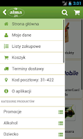 Screenshot of Alma24.pl