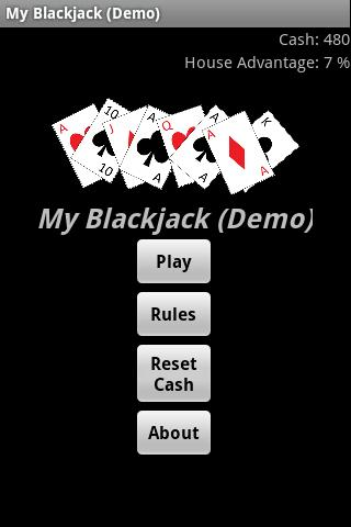 My Blackjack Demo